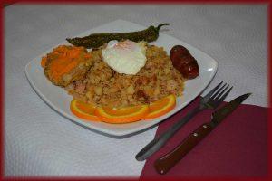 Restaurante Reyes Migas